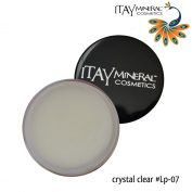 "ITAY Beauty Mineral Cosmetics Nourishing Colour Lip Pot -""Crystal Clear"" - 07"