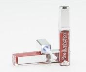 Pure Illumination Fierce Light Up Lip Gloss Magnetic Mauve Push Button
