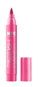 New York Colour Smooch Proof Lip Stain, Champagne Stain, 0.1 Fluid Ounce