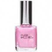 2 New Bari Pure Ice Fingernail Polish Lilac Mist 826cp
