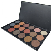 New!!! Ml Collection Pro 18 Nude Warm Neutral Colours Eye Shadow Palette