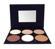 The Rave Cosmetics Wet/Dry Foundation Palette