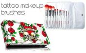 Micabella Natural Mineral Makeup High Quality Makeup Brush SET Value