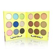 Cameo Cosmetics Combo Makeup Eye Shadow Palette Model No. 1986-2