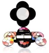 SHANY Makeup set - Eyeshadows, blush, lip gloss, mascara and more