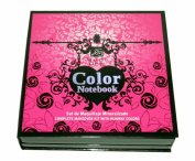 Colour Notebook Makeup Kit