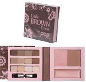 Pop Beauty Little Brown Dress Palette