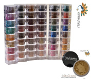 Itay Beauty Mineral Cosmetics Eye Shadow Shimmer 6 X 8 Stacks