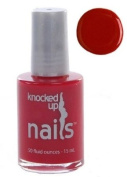 Red-E or Not, Here Comes Baby! - Knocked Up Nails - Maternity Pregnancy Safe Nail Polish - Vegan & Gluten-Free