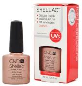 CND Shellac ICED CAPPUCCINO Gel UV Nail Polish 5ml Manicure Soak Off 1/4