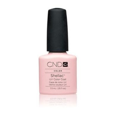 Shellac Soak-off Gel Polish - Clearly Pink