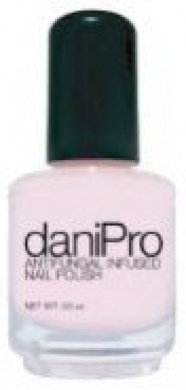 G15 Part# G15 - Nail Polish DaniPro Anti-Fungal Pink Love Is All By Alde Associates LLC
