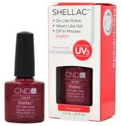 CND Shellac MASQUERADE Gel UV Nail Polish 5ml Manicure Soak Off Pedicure 1/4