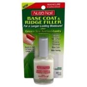 Nutranail Basecoat + Ridge Filler With Green Tea 15 ml