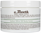 c. Booth Body Butter-Italian Olive Oil-8 oz