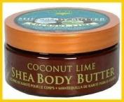 Tree Hut Cocunut Lime Shea Body Butter 210ml 1 New Bottle