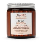 Shea Terra Organics - Shea Nilotica Certified Organic Shea Butter 120ml