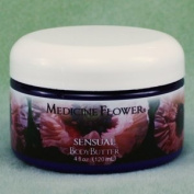 Body Butter Sensual By Medicine Flower 120ml Jar