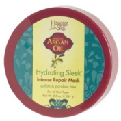 Hawaiian Silky Argan Oil Hydrating Sleek Intense Repair Mask