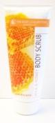 The Body Collection Australia Milk & Honey Body Scrub - 200ml