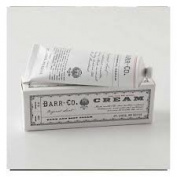 Barr Co Fine Oatmeal Cream in a Tube 100ml
