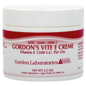 Gordon Laboratories Vite E Crme 2 1/60ml Jar - Each