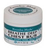 Breathe Deep Chest Rub 30ml by Kuumba Made