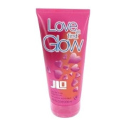 LOVE AT FIRST GLOW by Jennifer Lopez Womens BODY LOTION 200mls