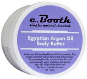 C. Booth Body Butter, Egyptian Argan Oil 240ml