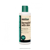 DermaSoft Hand and Body Lotion with Aloe, Derma Soft Body Ltn 240ml,