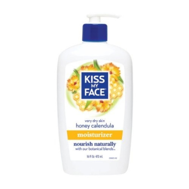 Honey & Calendula Lotion (480mL) Brand: Kiss My Face