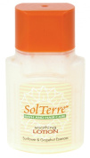SolTerre Body Lotion Lot of 14 Each 20ml Bottles. Total of 310ml