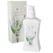 Bronnley Almond Oil range hand & body moisturiser lily of the valley 250ml