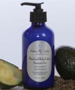 Nurture My Body Fragrance Free Organic Hand and Body Lotion for Sensitive Skin