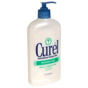 Curel Daily Moisture Therapy Lotion, Fragrance Free, 13 fl oz
