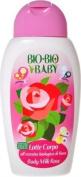 Rose Body Milk 250ml Biobiobeibi