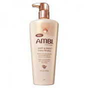Ambi Skincare Soft & Even Creamy Oil Lotion, 350ml