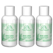 Venus Body Firming and Toning Cellulite Lotion, 3 - 120ml Bottles