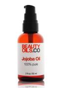 BEAUTYOILS.CO Jojoba Oil - 100% Pure