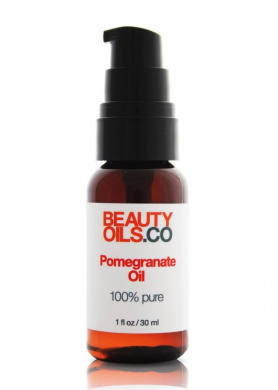 BEAUTYOILS.CO Pomegranate Seed Oil - 100% Pure (1 fl oz)