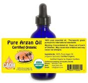 Argan Oil - 100% Pure Certified Organic Argan Oil from CAOH® (1 - 2 oz