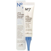 Boots No7 Lift and Luminate Eye Cream