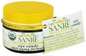 SanRe Organic Skinfood - Eye Candy - USDA Organic Anti-Ageing Eye Contour Cream