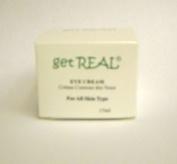 Get Real Eye Cream - 100% Natural - 15 Ml