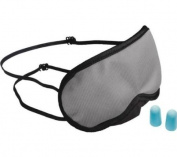 Go Travel Sleeping Mask with ear plugs