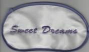 Sweet Dreams Soft Contoured Satin Eye Mask