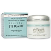 Pharmagel Complexe Eye Beaute Treatment Pads, 60 Count