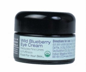 Indian Meadow Herbals Wild blueberry eye cream 15ml USDA Certified