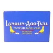Lanolin-Agg-Tval Swedish Eggwhite Facial Soap Set 15g