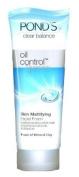 Pond's Clear Balance Oil Control Skin Mattifying Facial Foam